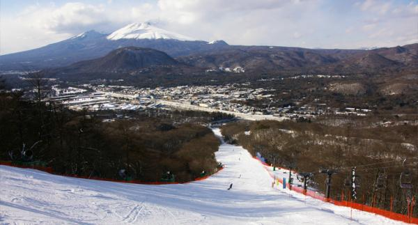 大饭店滑雪场