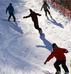轻井泽王子大饭店滑雪场